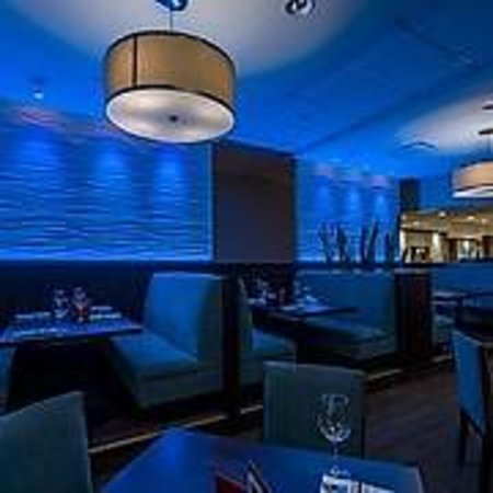 Blue Dining + Lounge: Main Dining Room