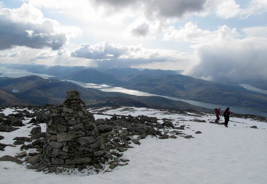 Lochaber Guides - Private Day Tours: Descent from Ben Nevis