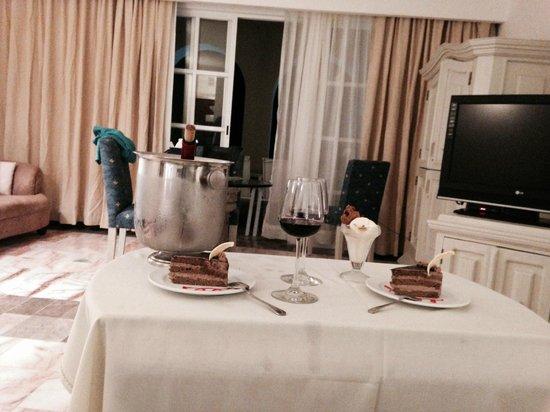 Hotel Casa Turquesa: Dessert