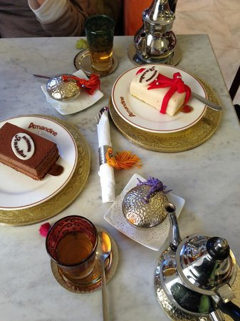 Patisserie Amandine Marrakech: Royal & Creamy Classic...delicious!