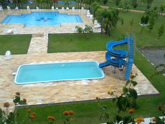 São Gabriel, RS: piscina