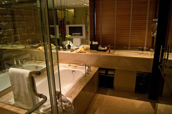 Taj Lands End Mumbai : bathroom