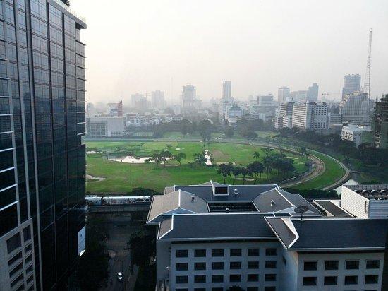 Hansar Bangkok Hotel: spectacular view