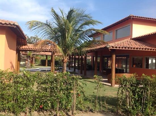 Resort La Torre : Casas maravilhosas...