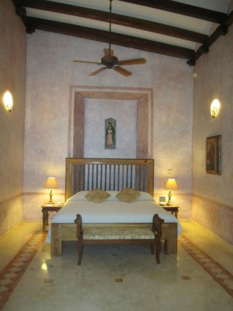 Hacienda Xcanatun: Room 105