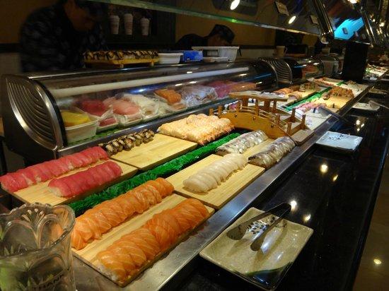 nigiris picture of ginza japanese buffet north miami beach rh tripadvisor com ginza japanese buffet boynton beach fl ginza japanese buffet boynton