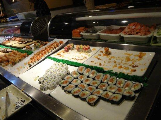 Ginza Japanese Buffet: Makis