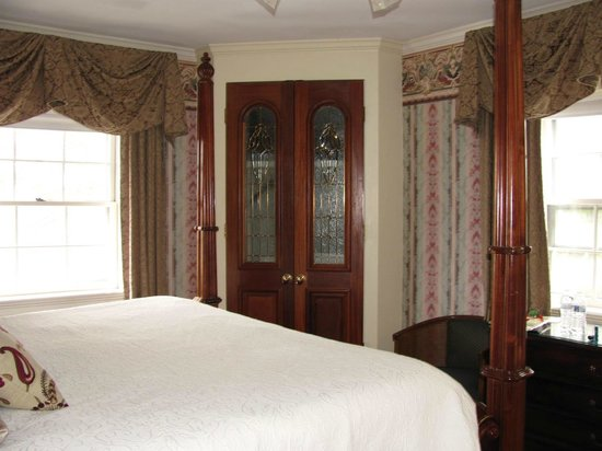 Adele Turner Inn : Bedroom