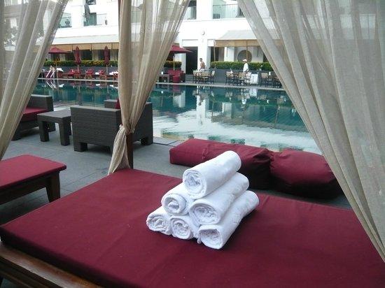 The Sukhothai Bangkok: Piscina