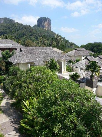 Bhu Nga Thani Resort and Spa: Balcony view