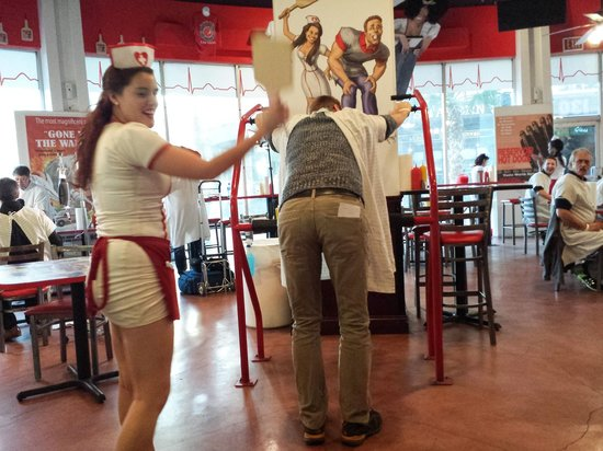 Heart Attack Grill Expands to The Strip's Hawaiian Marketplace ...