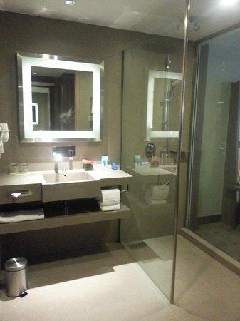 Novotel Bangkok Platinum Pratunam: Bathroom