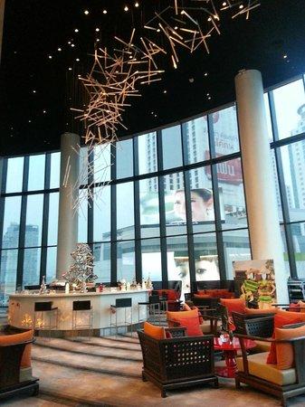 Novotel Bangkok Platinum Pratunam: Bar