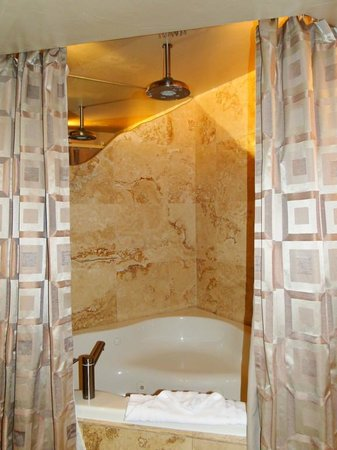 Best Western Plus Inn of Sedona : Spa Tub
