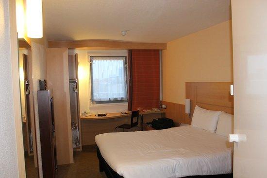 Ibis London City-Shoreditch : room 716