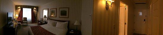 The Langham, Boston: Full Room Panorama