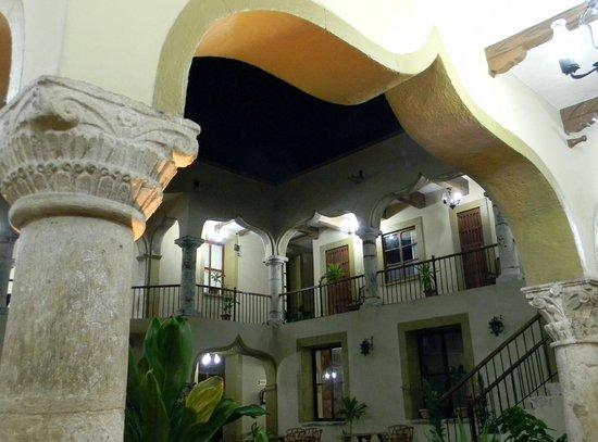 Hotel Montejo: interior
