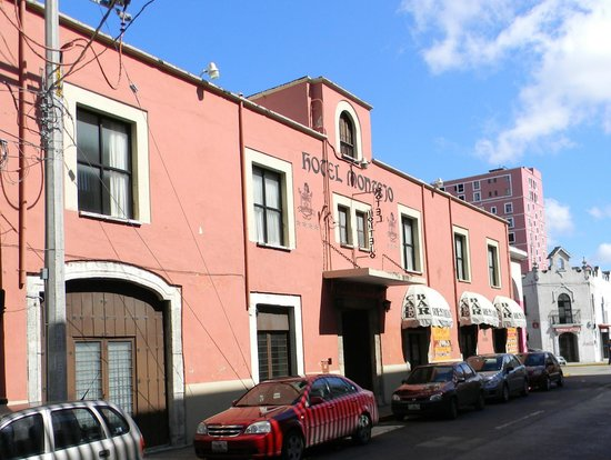 Hotel Montejo: exterior