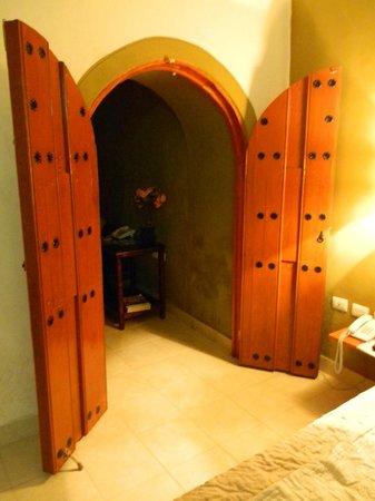 Hotel Montejo: master suite