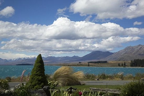 The Chalet Boutique Motel : lake tekapo