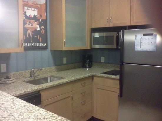Residence Inn Ocala: Equipped!