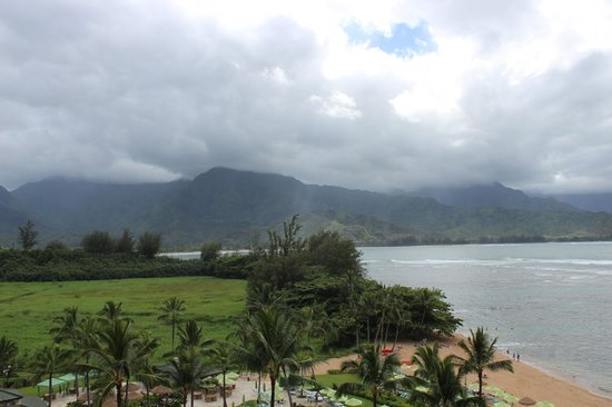 St. Regis Princeville Resort: View from our room