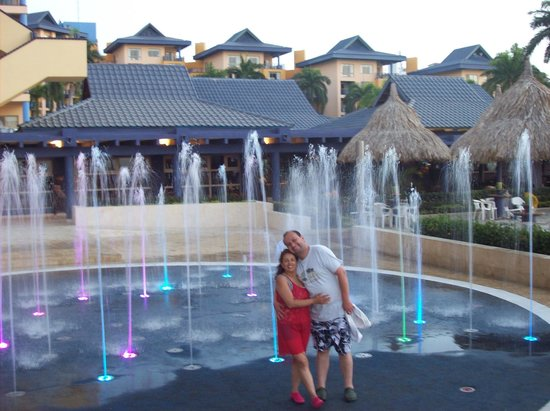 Zuana Beach Resort: Fuente de Agua en Zuana II