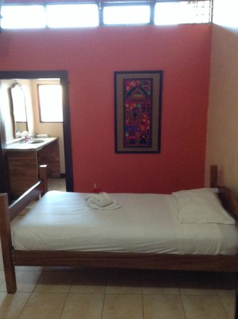 Hotel Pacandé: Clean comfortable rooms