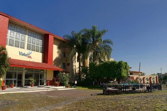 Vista Junior Guadalajara: Fachada