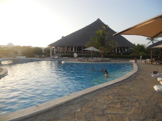 Clubviaggi Resort Twiga Beach & SPA: Piscina