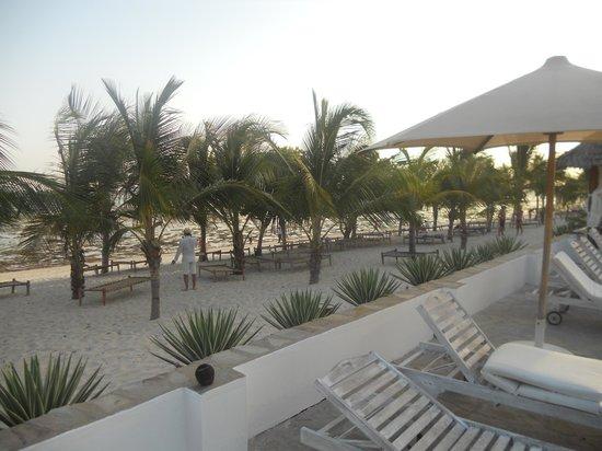 Clubviaggi Resort Twiga Beach & SPA : Spiaggia