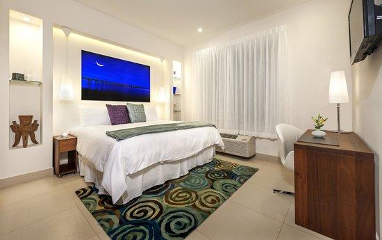 """Elements Hotel Boutique: Habitación Sencilla """"Luna"""""""