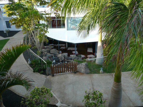 THB Tropical Island: view of the dining room