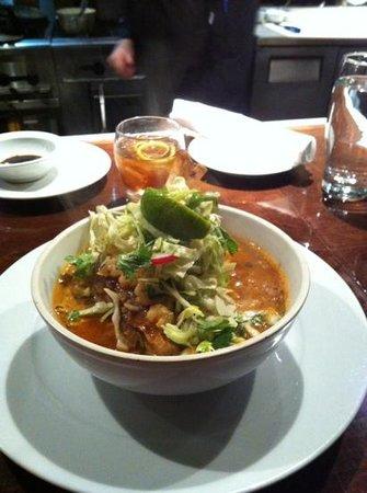 Crow Restaurant & Bar : Lamb shank