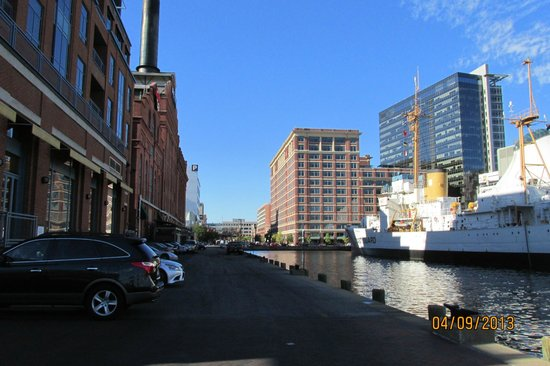 Fell's Point: Centro de Baltimore