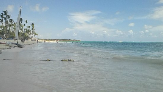 Caribe Club Princess Beach Resort & Spa : praia