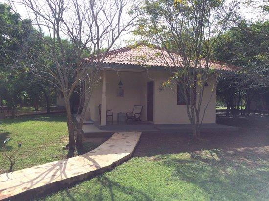 Kassapa Lions Rock: Chambre dans des petites maisons individuelles