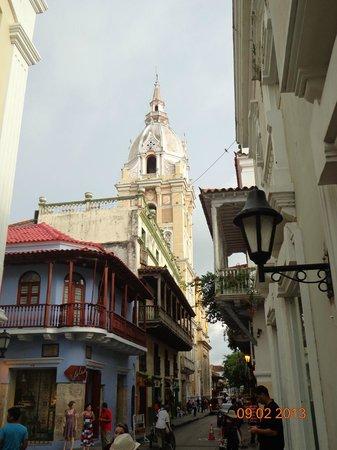 St. Catherine of Alexandria Cathedral: Catedral Basilica Metropolitana de Santa Catalina de Alejandria