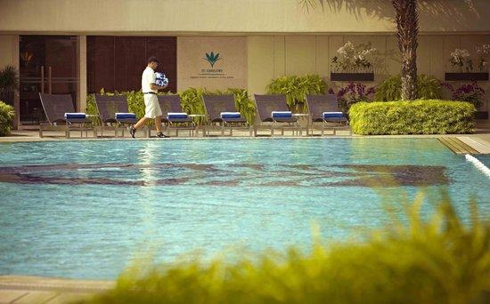 Pan Pacific Singapore: Pool