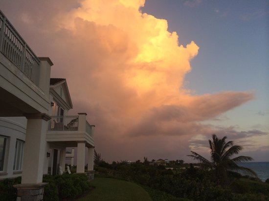 Grand Isle Resort & Spa: Sunset