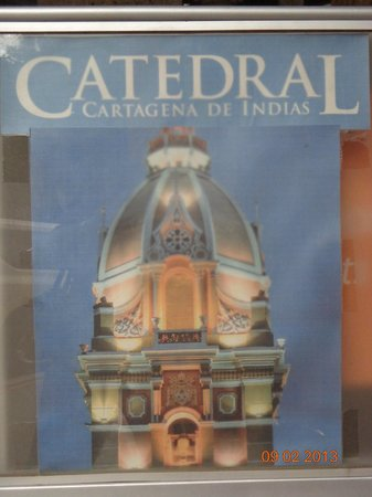 St. Catherine of Alexandria Cathedral: Afiche