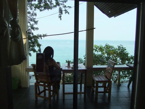 Sunrise Villas Resort: Balcony View