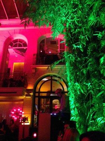 Pershing Hall: DJ