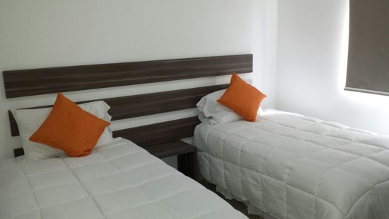 Yaque Beach Hotel: Camas Individuales