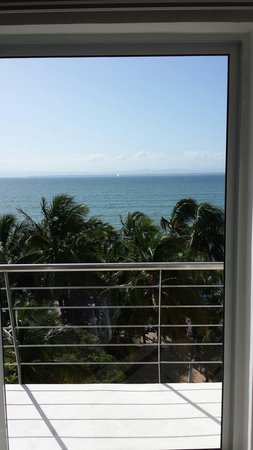 "Yaque Beach Hotel: Espectacular Vista Desde las Suite ""Vista al Mar"""