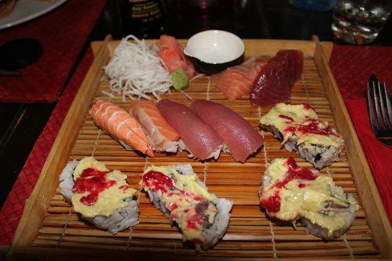 Pk0 : Sashimi/Sushi
