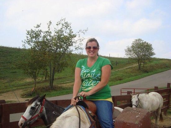 The Flying W Ranch : Trail ride
