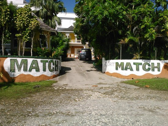 Match Resort Hotel: Match Hotel