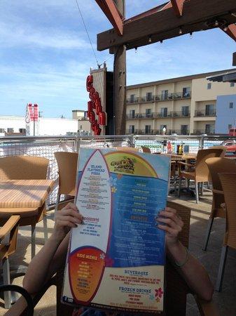 Surf Motel: At Captain Jacks