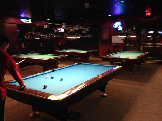 Bucku0027s Billiards And Sports Bar